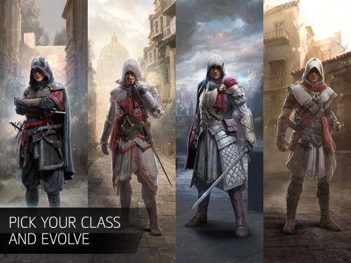 assassin's creed identity guide