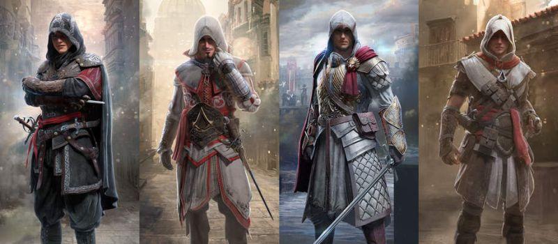 assassin's creed identity walkthrough