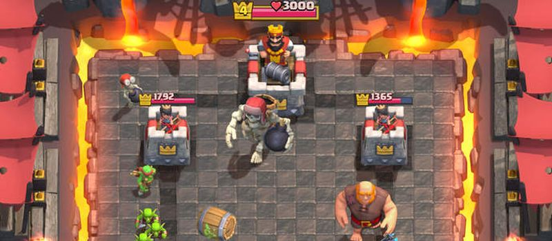 clash royale unlimited gold