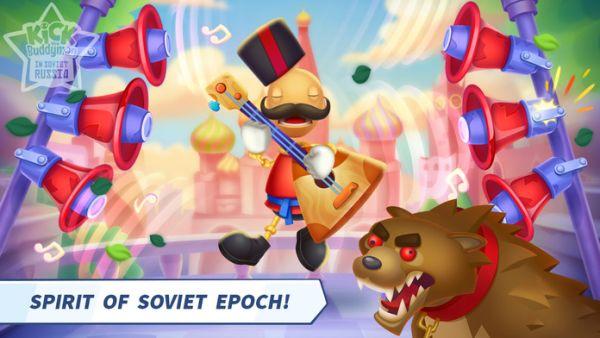 kick the buddyman in soviet russia tips