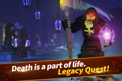 legacy quest cheats