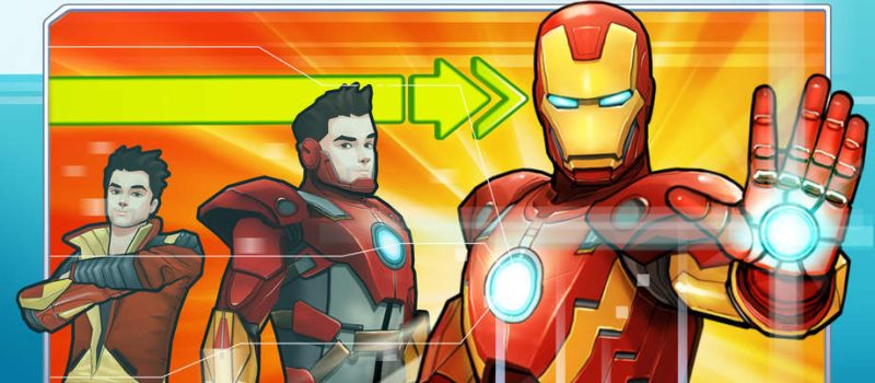 avengers academy how to get to episode 2
