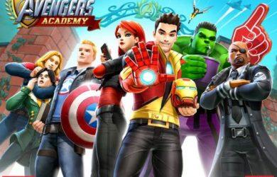 marven avengers academy tips