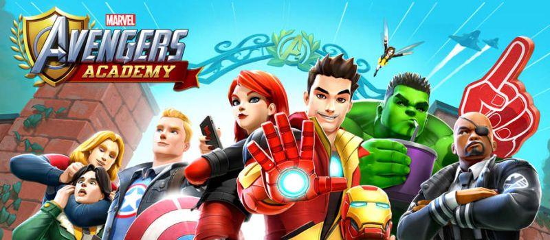 marvel avengers academy guide
