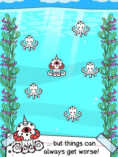 octopus evolution cheats
