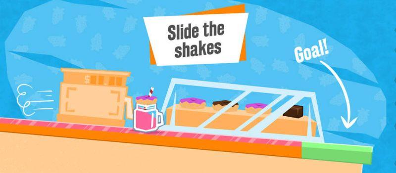 slide the shakes cheats