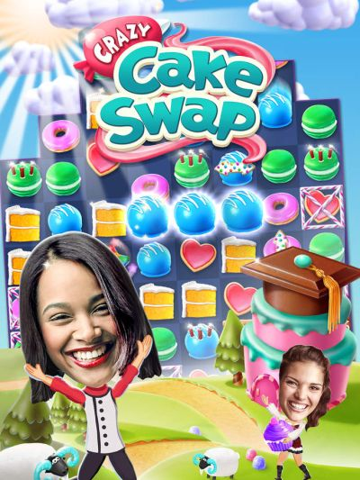 Crazy Cake Swap Level