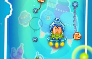 Cut The Rope Time Travel World  Level