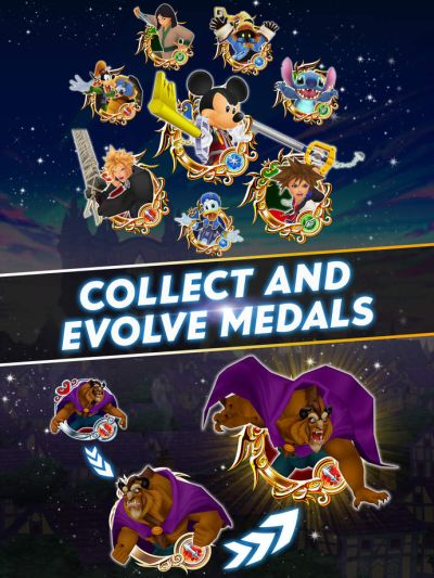 kingdom hearts unchained x unlimited jewels