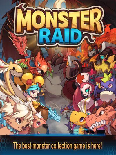 monster raid tips