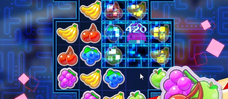 pac-man puzzle tour high score