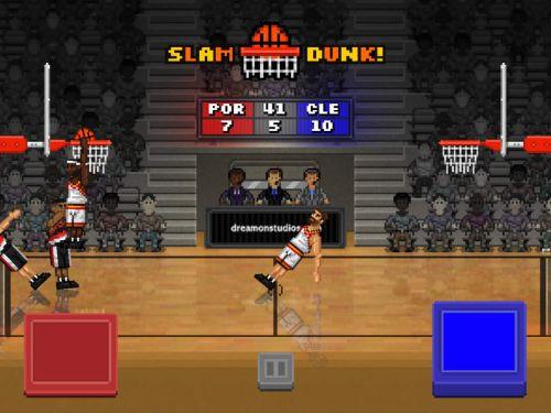 real bouncy basketball tips