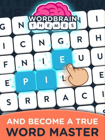 wordbrain themes tips