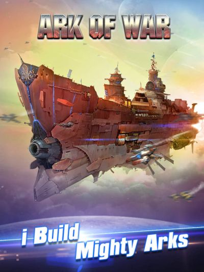 ark of war tips