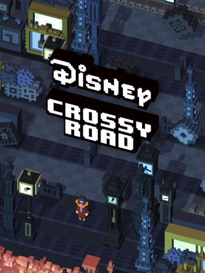 disney crossy road guide