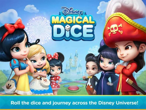 disney magical dice tips