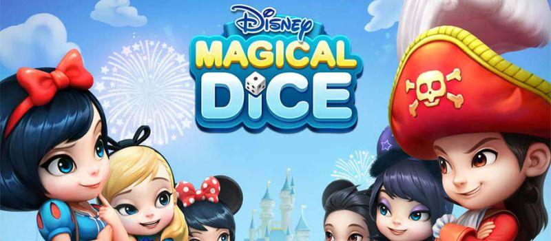 disney magical dice guide