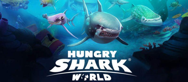 hungry shark world cheats