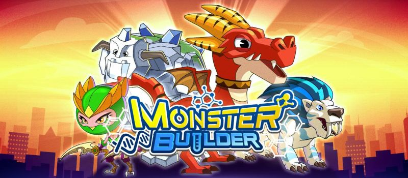 monster builder cheats
