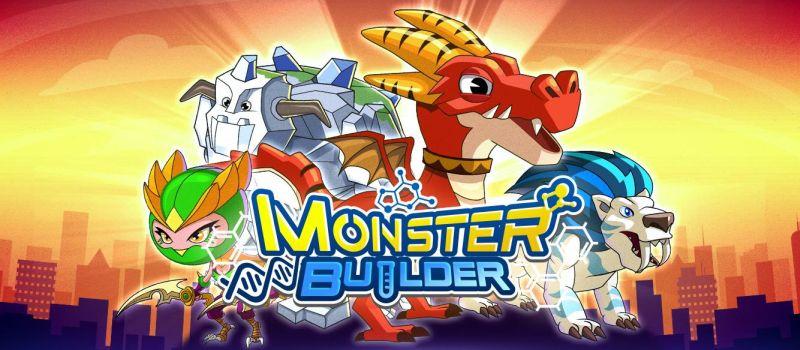 monster builder cheats