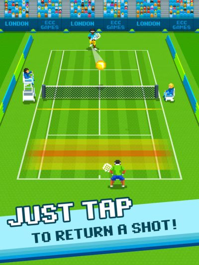 one tap tennis tips