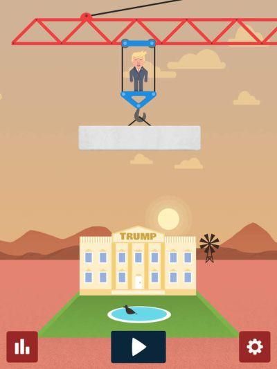 trump's wall tips