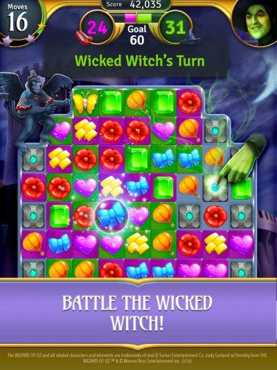 wizard of oz magic match tips