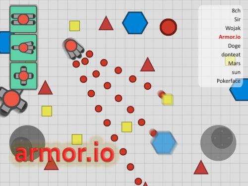 armor.io tips