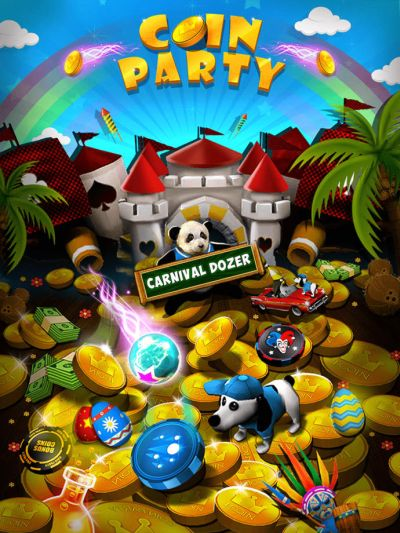 coin party carnival pusher cheats