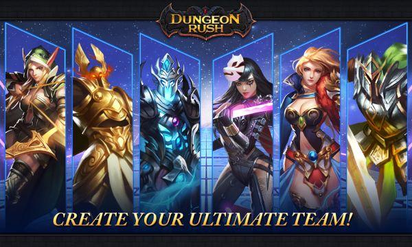 dungeon rush tips