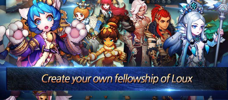 light: fellowship of loux cheats