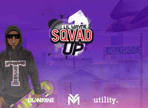 lil wayne: sqvad up tips