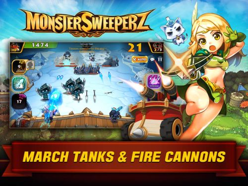 monster sweeperz tips