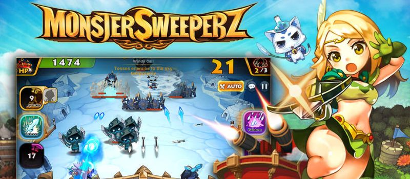 monster sweeperz guide
