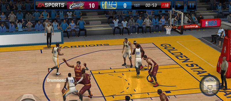 nba live mobile tips
