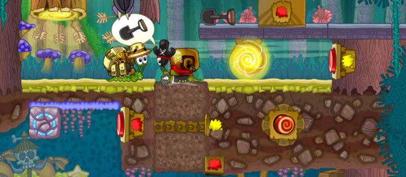 snail bob 2 guide