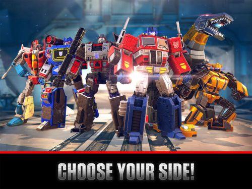 transformers earth wars guide