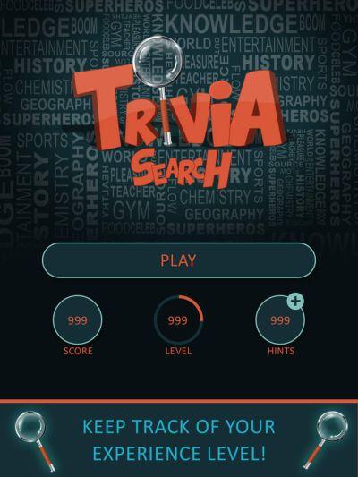 trivia search answers