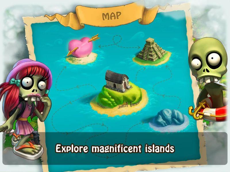 zombie castaways map