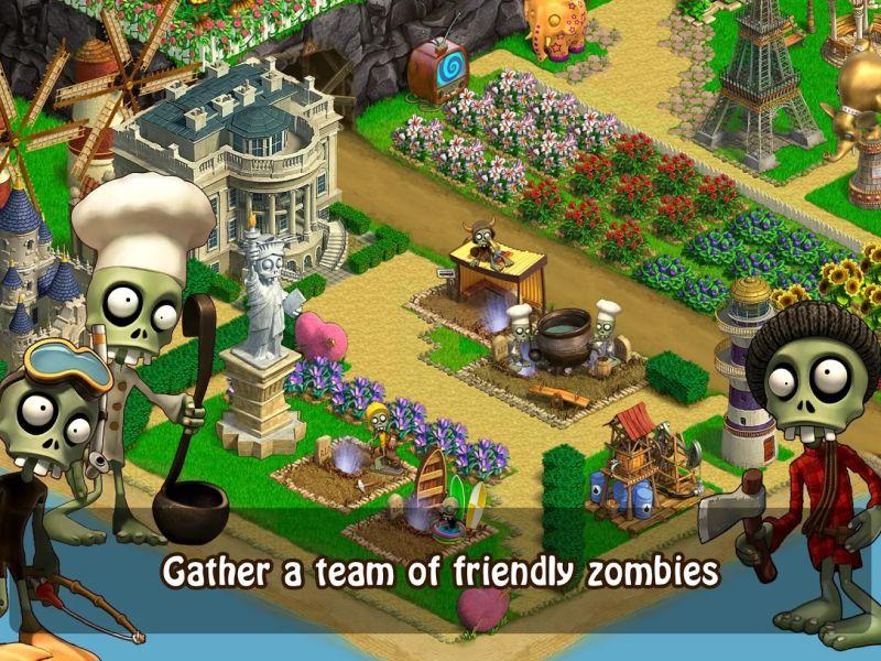 zombie castaways team