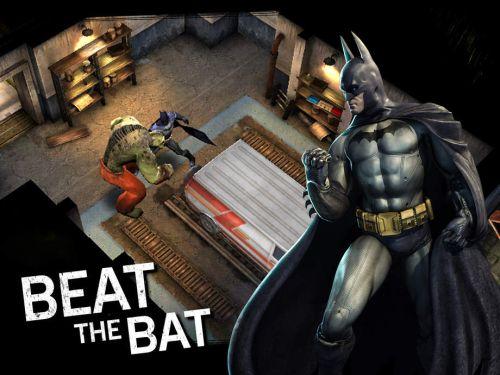 batman arkham underworld tips