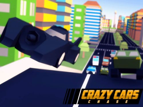 crazy cars chase tips