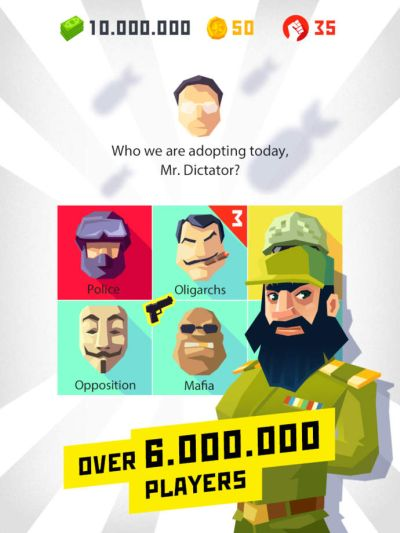 dictator emergence cheats