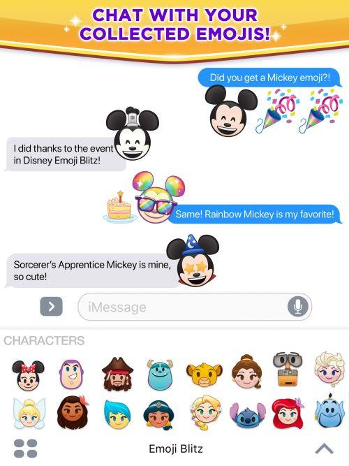 disney emoji blitz chat