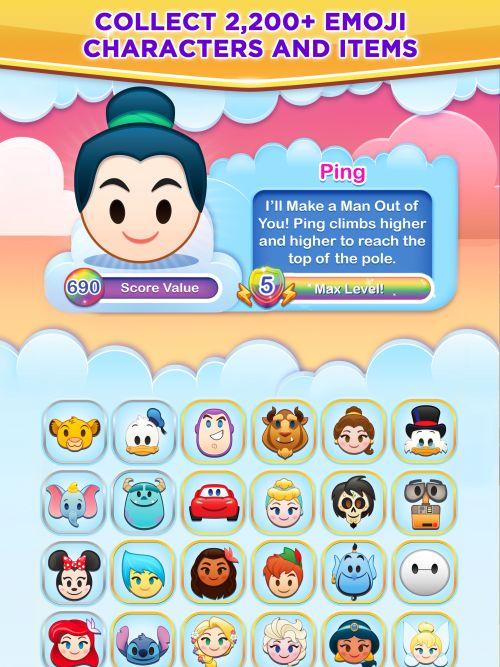disney emoji blitz emoji collection