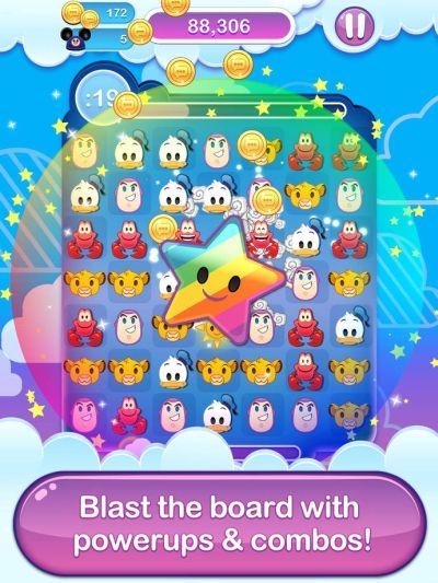 disney emoji blitz unlock all emojis