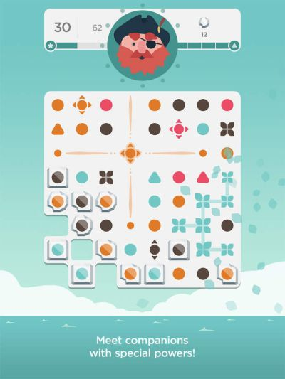 dots & co three star levels