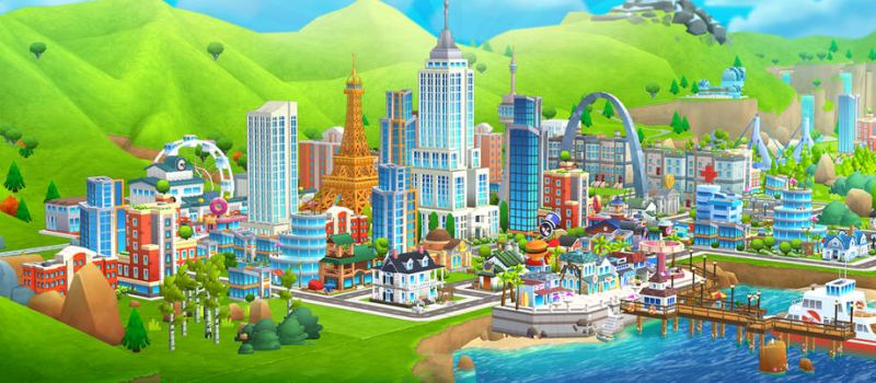 dream city metropolis guide