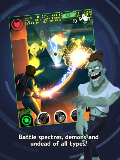 ghostbusters slime city cheats