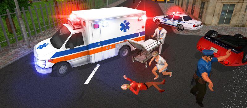 ambulance game 2016 cheats